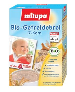Milupa Bio 7 cereale