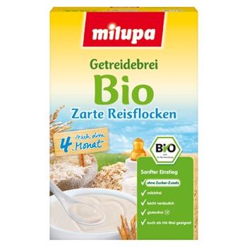 Milupa Bio fulgi de orez