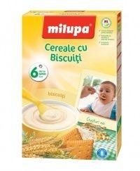Milupa Cereale cu biscuiti