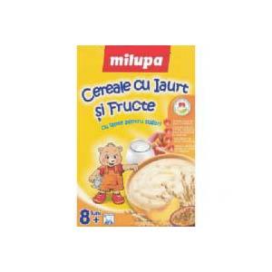 Milupa Cereale cu iaurt si fructe