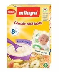 Milupa Cereale fara lapte 8+