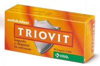 Triovit Vitamine + Seleniu