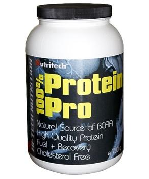 100% Protein Pro Capsuni 750g