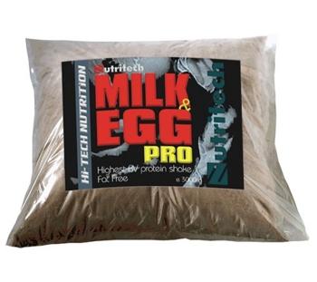 Milk & Egg Pro Vanilie punga refill 3000g