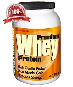 Premium Whey Protein Vanilie 750g