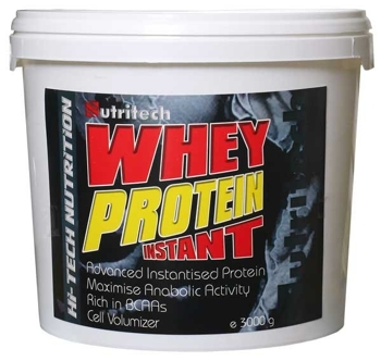 Whey Protein Instant Capsuni 3000g