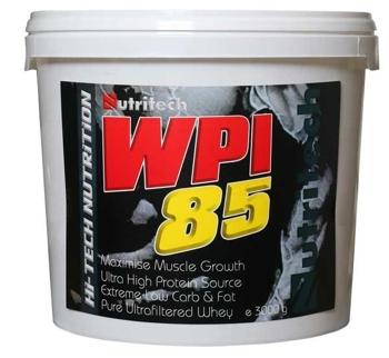 WPI 85 Vanilie 3000g