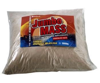 Jumbo Mass capsuni punga refill 3000g