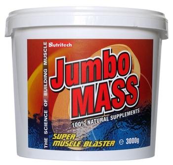 Jumbo Mass capsuni 3kg