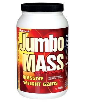 Jumbo Mass New Formula vanilie 1,5kg