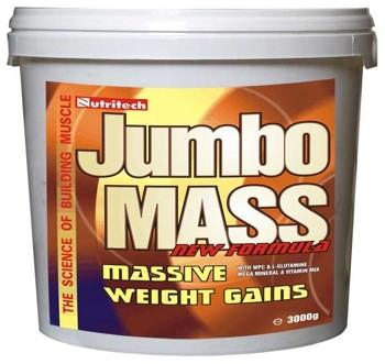 Jumbo Mass New Formula vanilie 3kg