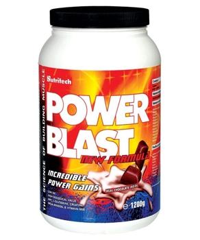 Power Blast ciocolata 1,2kg