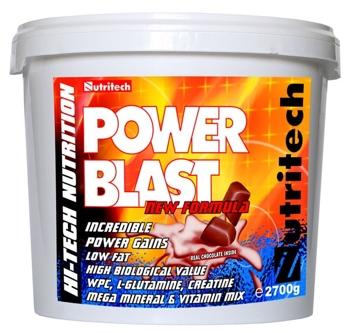Power Blast ciocolata 2,7kg