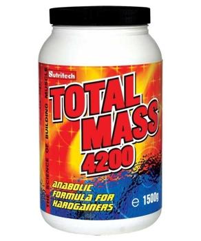 Total Mass 4200 vanilie 1,5kg