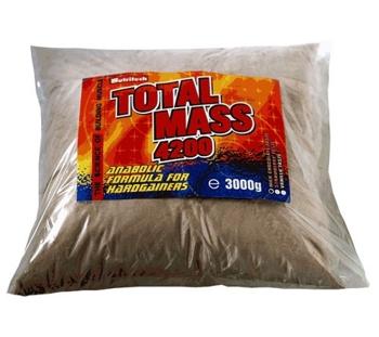 Total Mass 4200 ciocolata punga refill 3000g