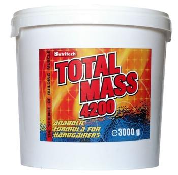 Total Mass 4200 vanilie 3kg