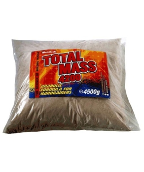 Total Mass 4200 vanilie punga refill 4500g