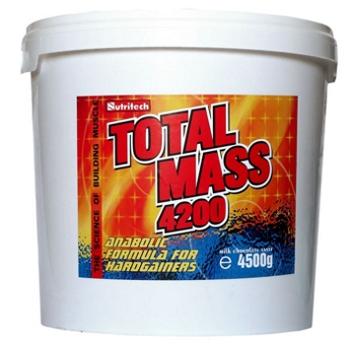 Total Mass 4200 vanilie 4,5kg