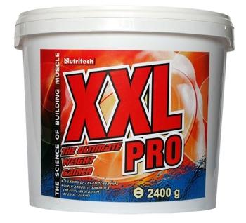 XXL Pro vanilie 2,4kg