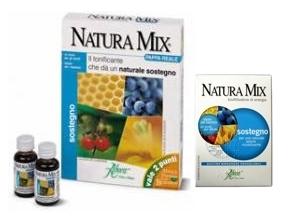 Kit Natura Mix Copii Sostegno fiole + granule