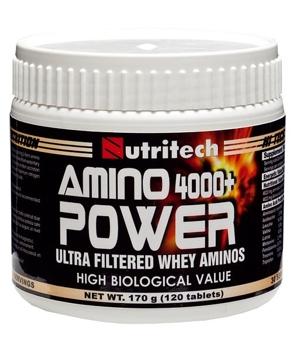 Amino Power 4000+ 120 tablete
