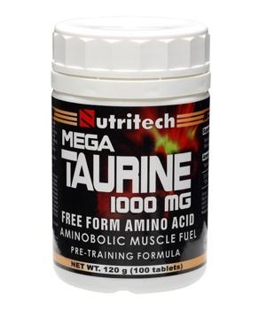 Mega Taurine 1000