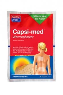 Capsimed-Plasture revulsivant