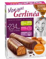 Gerlinea Batoane caramel, inlocuitor de masa