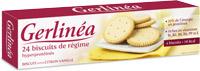 Gerlinea Snack Biscuiti dietetici lamaie-vanilie