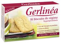 Gerlinea Snack Biscuiti dietetici cereale-smochine si mere