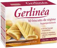 Gerlinea Snack Biscuiti dietetici caise-piersici