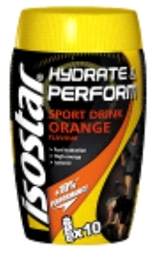 Isostar pudra pentru bautura izotonica energizanta Portocale