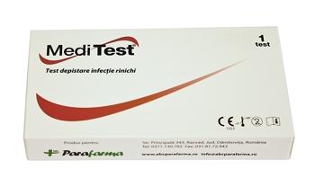 Test depistare infectie rinichi - urina
