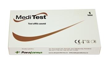 Test sifilis caseta - urina