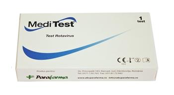 Test Rotavirus - materii fecale