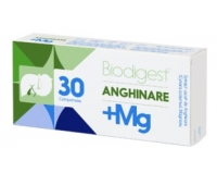Anghinare + Magneziu x 30 cps