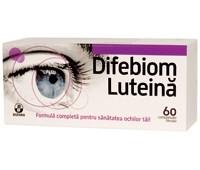 Difebiom cu Luteina 60 comprimate