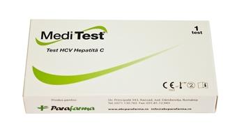 Test HCV Hepatita C