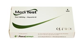Test HBSAg Hepatita B