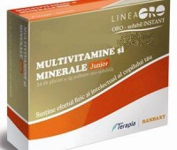 Terapia Multivitamine si Minerale junior