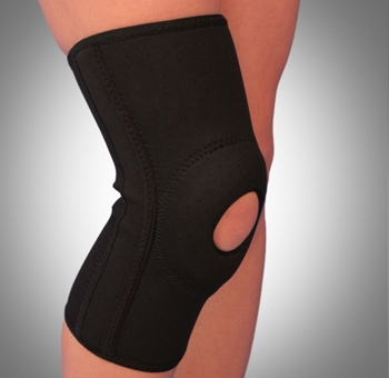 Orteza de genunchi mobila din neopren