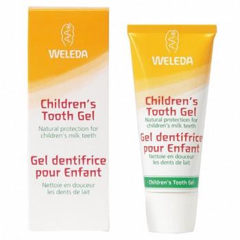 Gel de dinti pentru copii Weleda Baby