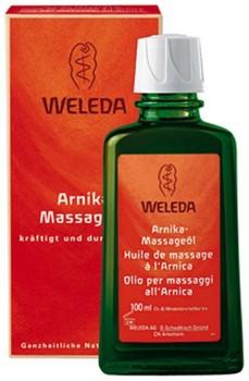 Ulei de masaj cu extract de arnica Weleda