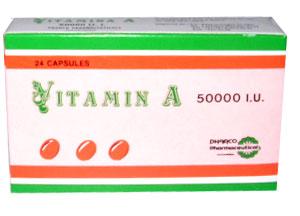 Vitamina A Pharco
