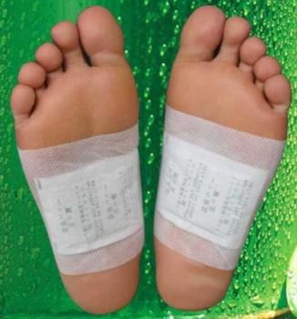 Plasturi detoxifianti pentru PicioareX 10 Buc