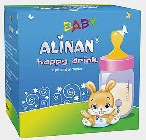 Alinan Happy Drink ceai coliciX 12 PLICURI