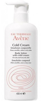 Avene Cold Cream gel de dus