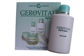 Lotiune Capilara Gerovital Silver H3