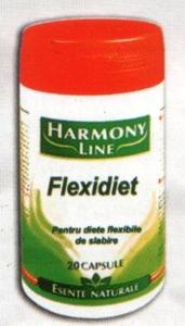 Flexidiet Harmony Line 20 capsule