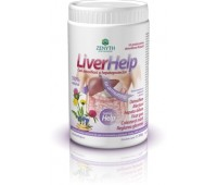 LiverHelp pentru detoxifierea ficatului